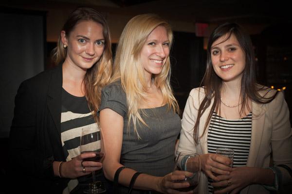 Caroline McCarthy,Maya Baratz,Bianca Bosker