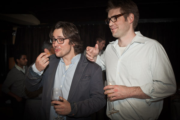 Nate Westheimer and Chris-Dixon