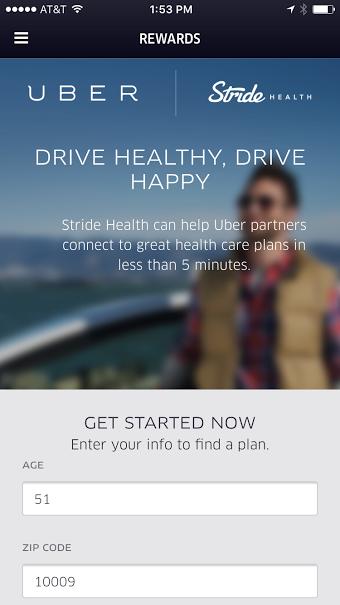 Stride - screenshot1