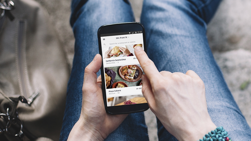 The New UberEATS App Is Here Uber Newsroom - The 10 best cities to use uber