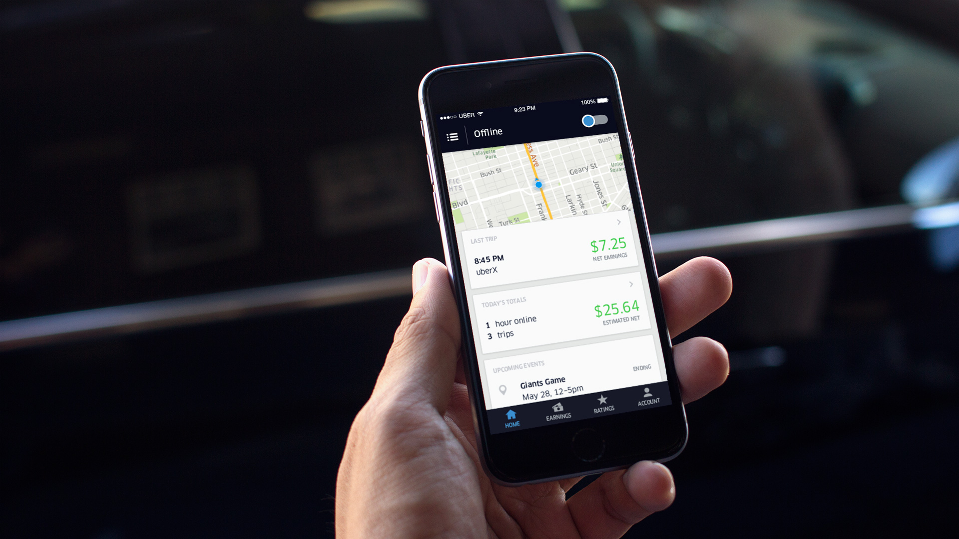 Things To Know About The Uber Driver App For IOS Uber Newsroom - Uber heat map us