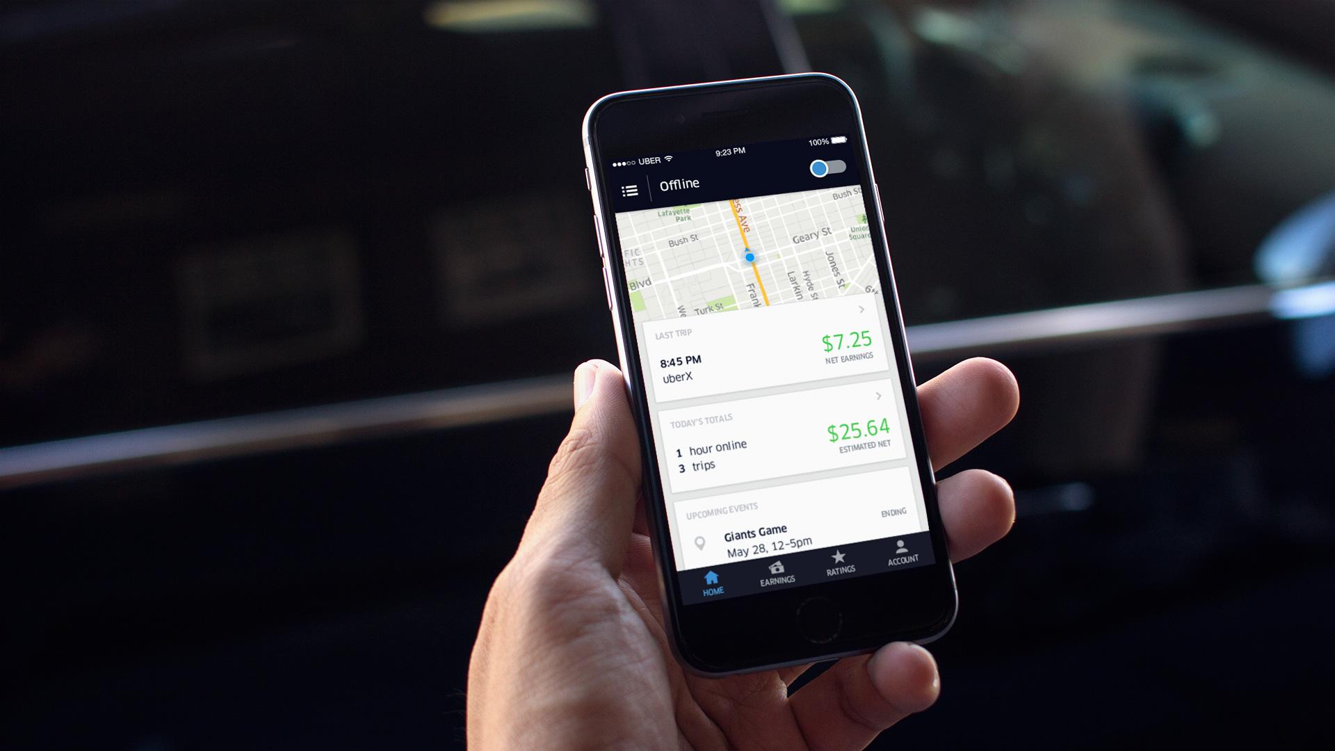 Uber Download Iphone
