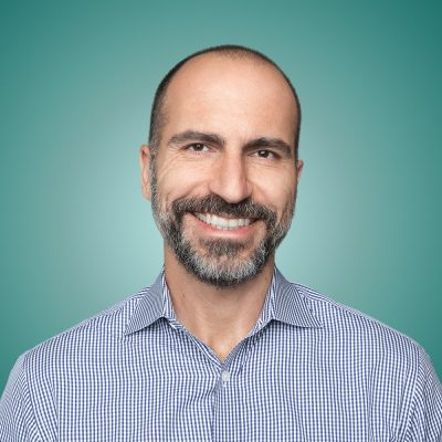 Dara Khosrowshahi's photo