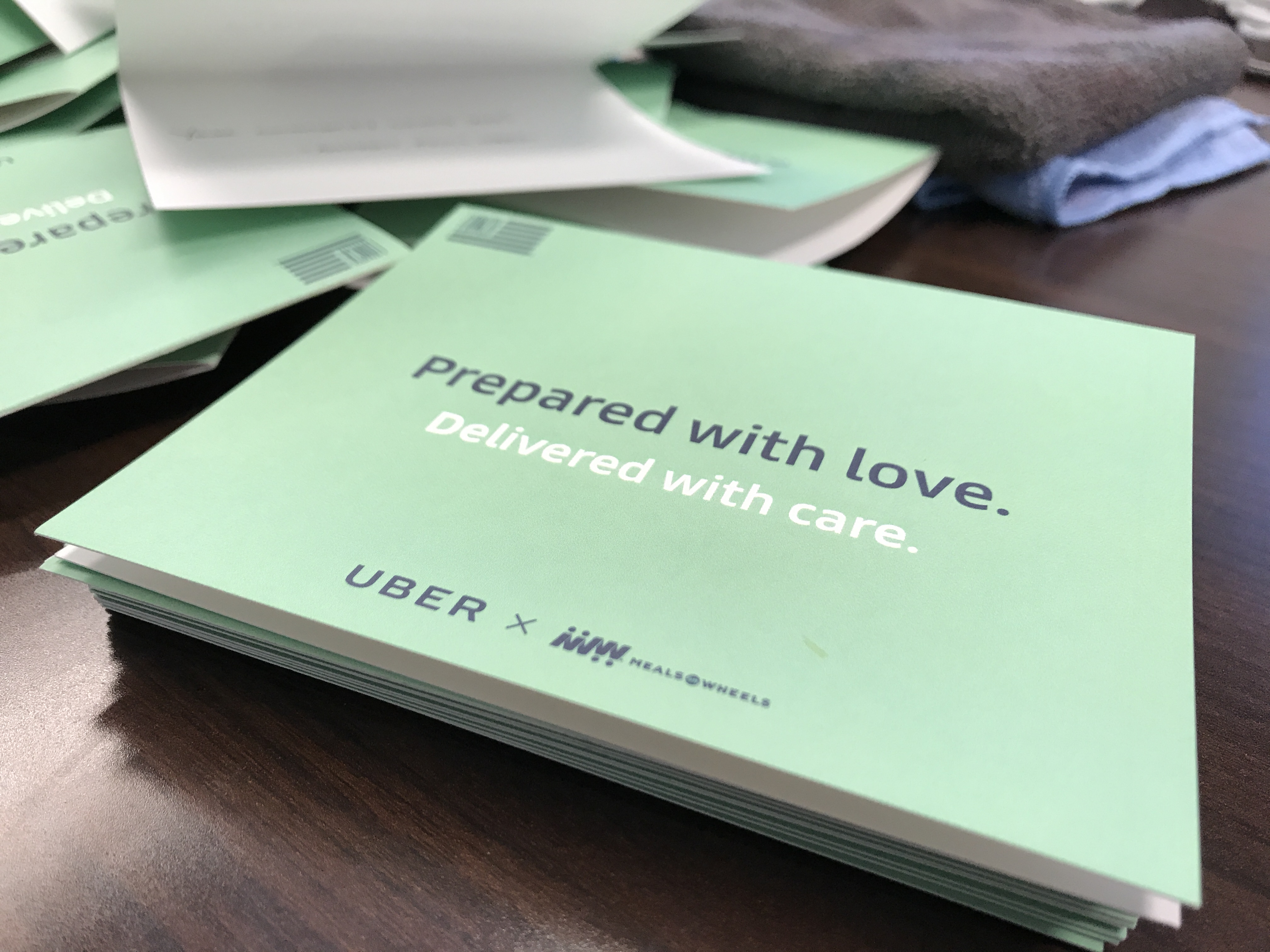 Uber partners with Meals on Wheels America, pledging 1 million