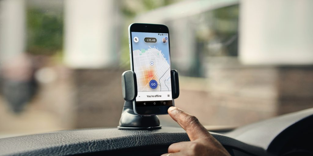 A New App, Built For and With Drivers   Uber Newsroom