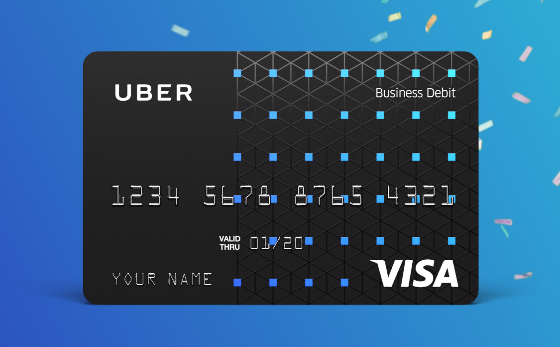 Mobil Gas Card >> More opportunities to earn with the Uber Visa Debit Card from GoBank | Uber Newsroom