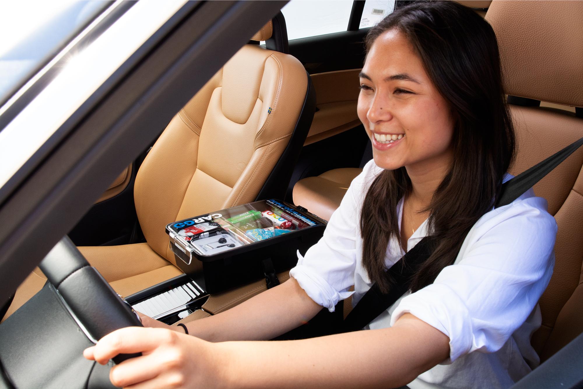Cargo Pr Img on Uber Driver Logo