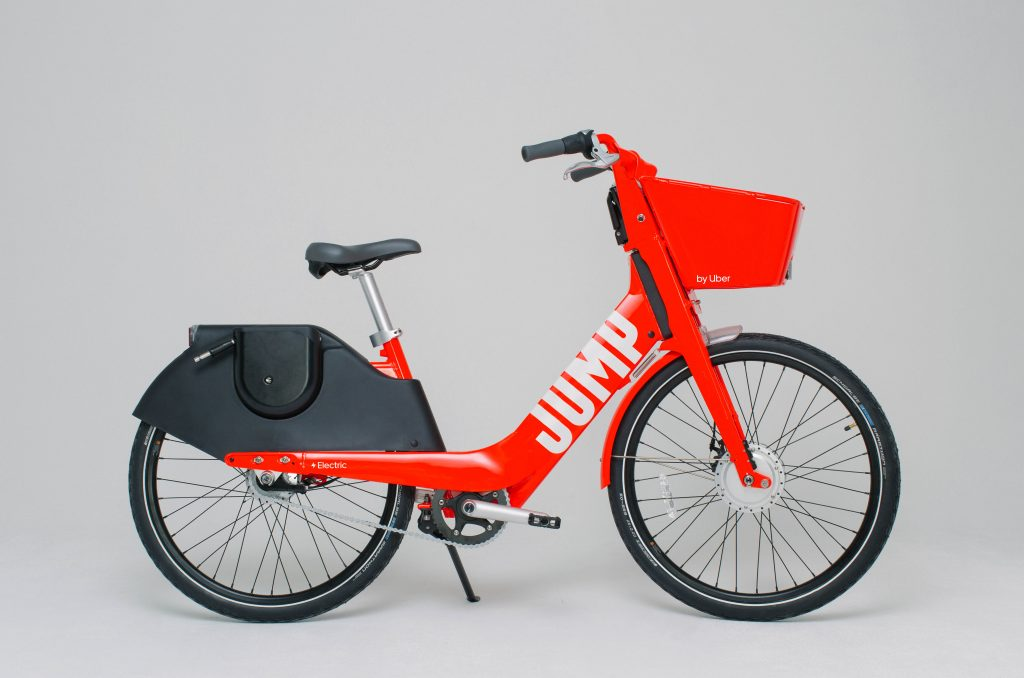 Getting More People On Jump Bikes With Our New Design