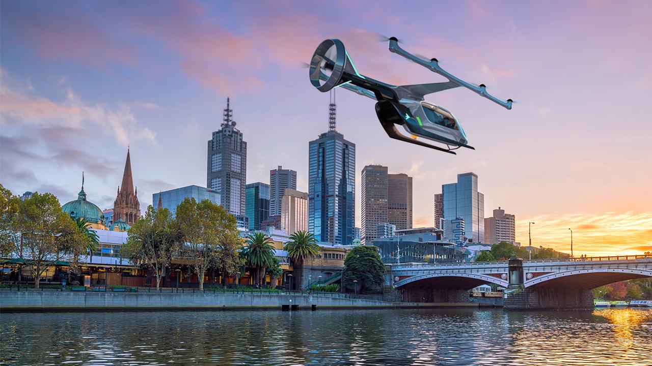 Uber Announces Melbourne Australia As First International