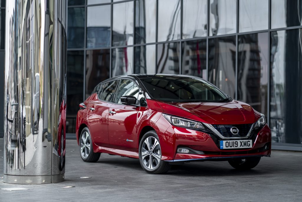 Nissan and Uber advance zero-emission mobility