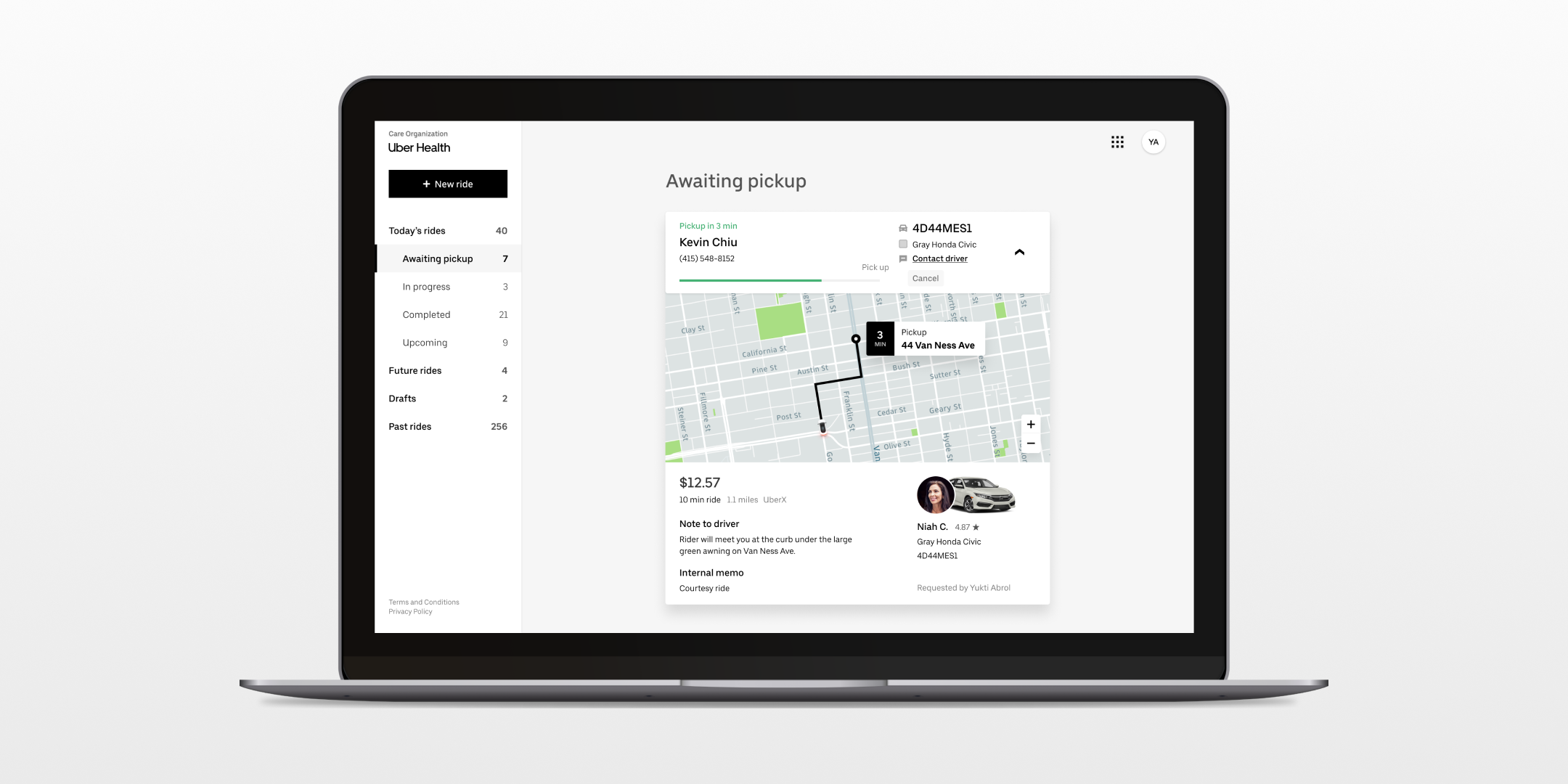 Uber Health meets patients where they are with reimagined rider experience,  new features   Uber Newsroom