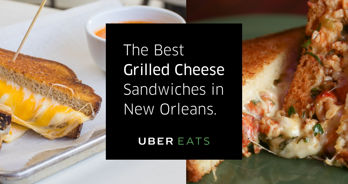 Best Delivery Food New Orleans