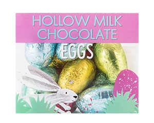 Free woolworths chocolate eggs delivered through ubereats uber sweet deets negle Choice Image