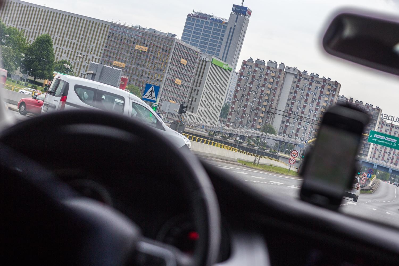 Uber wystartował na Śląsku!