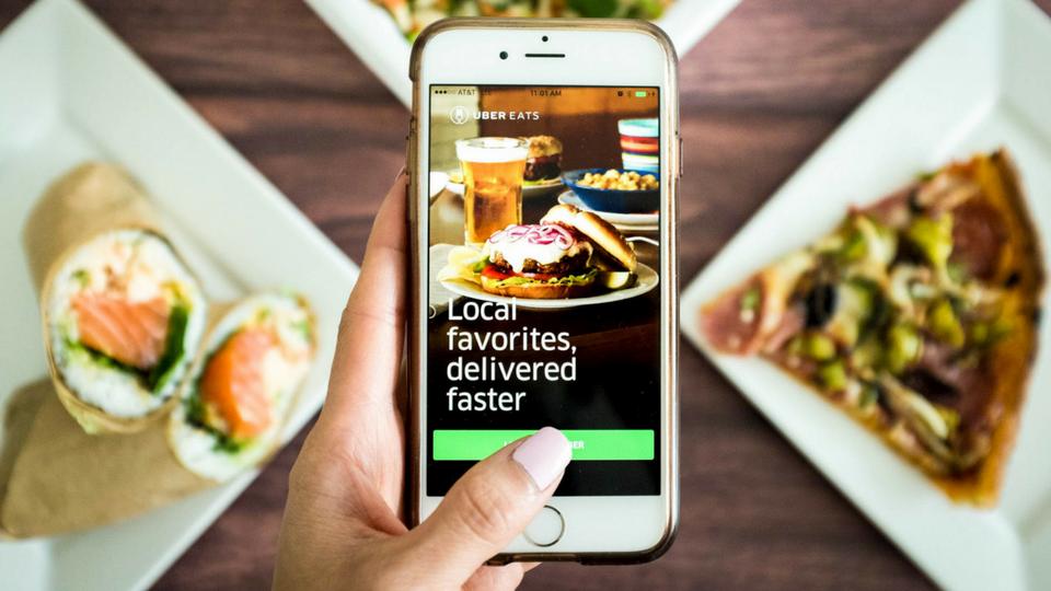 Fast Food Delivery Colorado Springs
