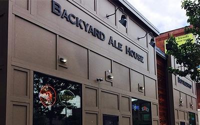Backyard Ale