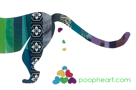 poopheart logo small
